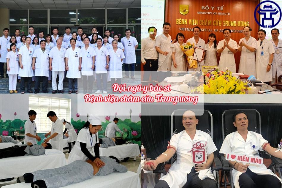 Các y bác sĩ tại bệnh viện với chuyên môn kinh nghiệm cao, luôn nhiệt huyết với nghề, hết lòng vì bệnh nhân