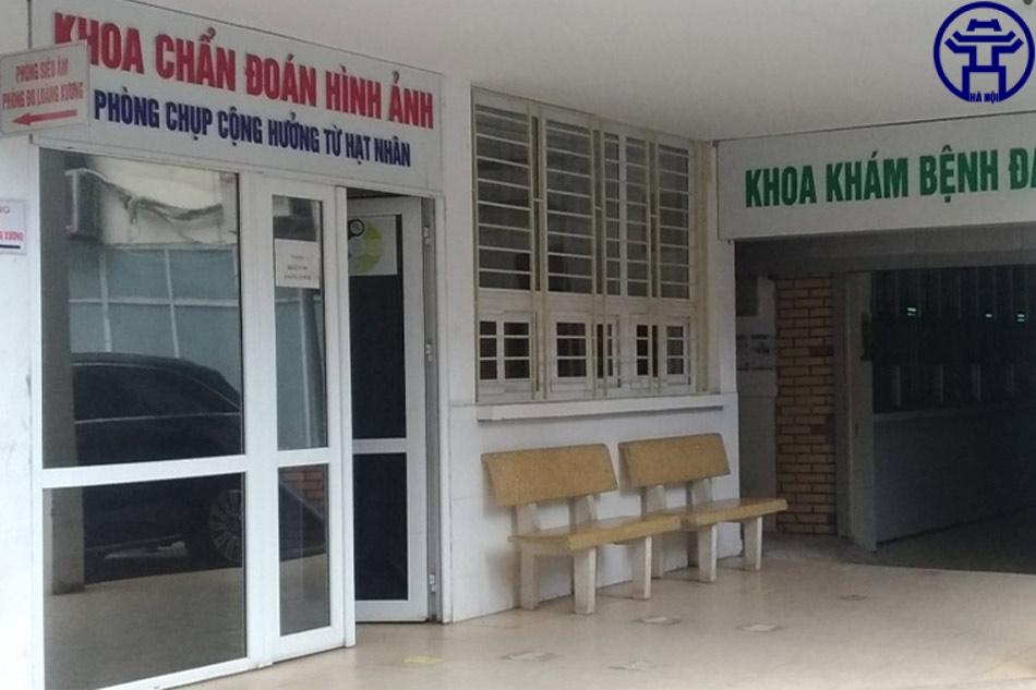 Khoa chẩn đoán hình ảnh tại bệnh viện Trung ương