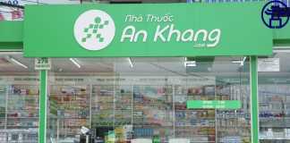 Nhà thuốc An Khang thuộc công ty cổ phần Thế Giới Di Động là một trong những nhà thuốc hàng đầu cả nước