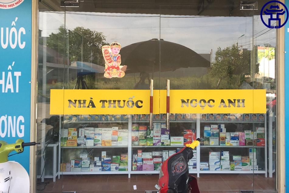 Nhà thuốc Ngọc Anh là nhà thuốc vừa bán hàng qua trực tiếp trao đổi, vừa giao hàng qua đơn đặt online trên web