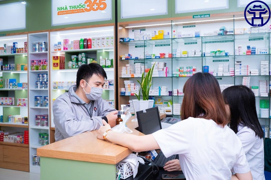 Nhà thuốc 365 luôn coi lợi ích sức khỏe của khách hàng là ưu tiên trên hết, là quan trọng nhất