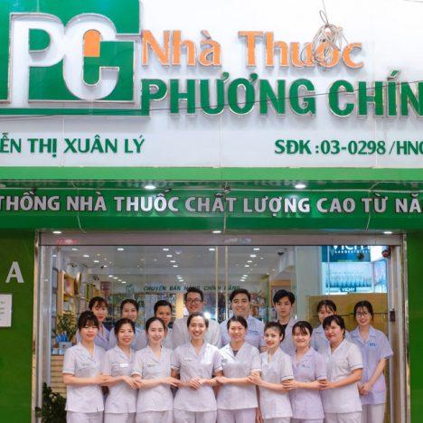 Nhà thuốc online Trung Tâm Thuốc Central Pharmacy – Giao thuốc tận nhà