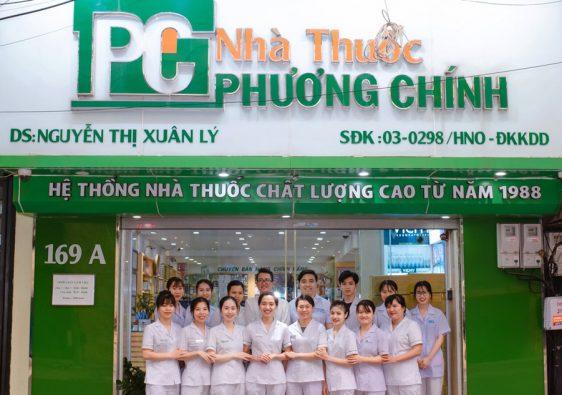 Nhà thuốc Phương Chính là một trong những đơn vị hàng đầu chuyên cung cấp thuốc