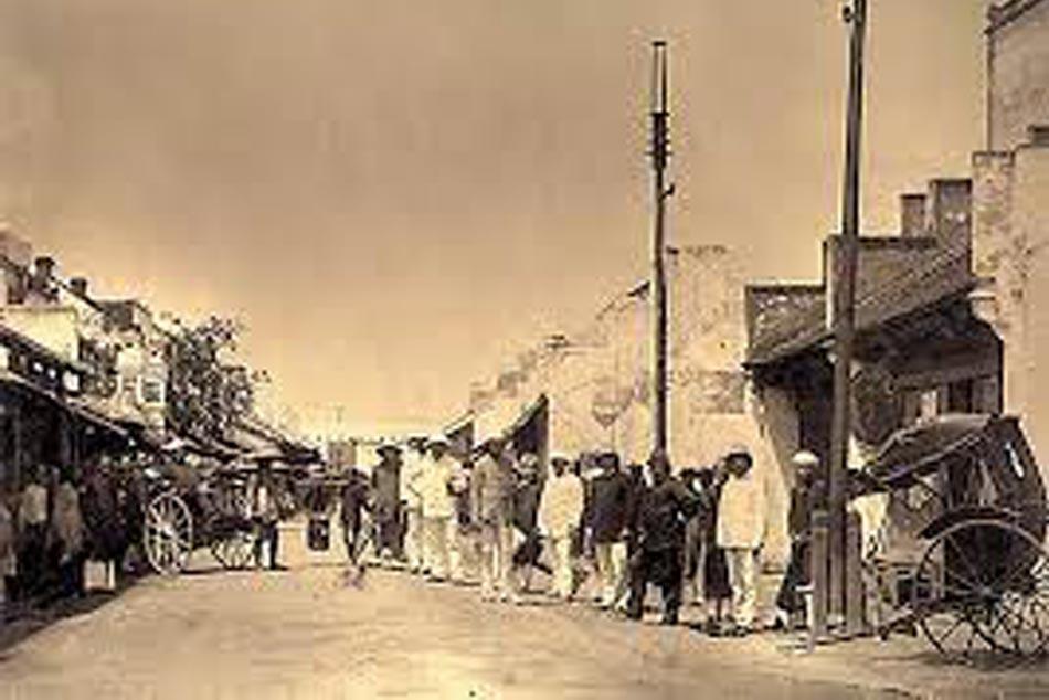 Nhân dân Hà Nội dưới thời Mạc