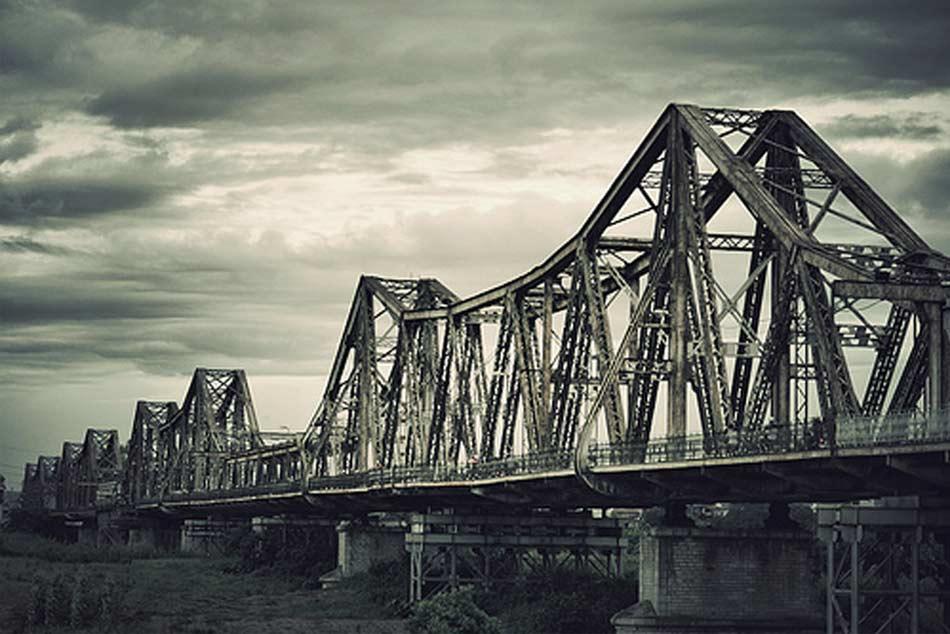 Cầu Long Biên chứng nhận lịch sử