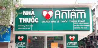 Hình ảnh nhà thuốc An Tâm ở Ngô Sĩ Liên - Hà Nội