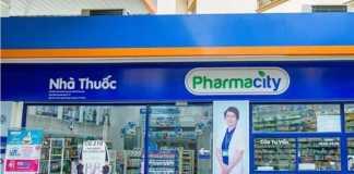 Hình ảnh mặt trước nhà thuốc Pharmacity