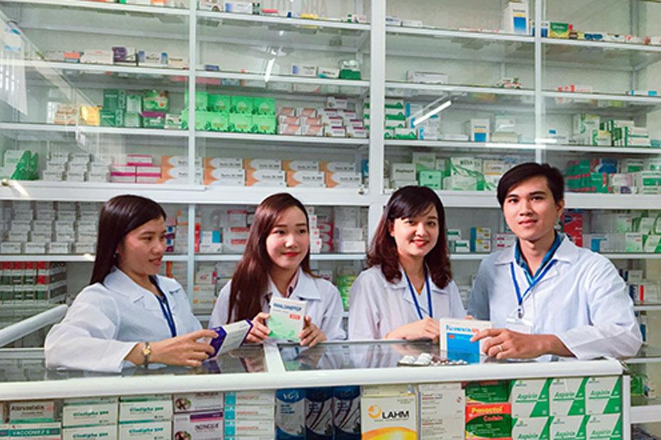 Tổ chức thành viên nhà thuốc Tâm Việt