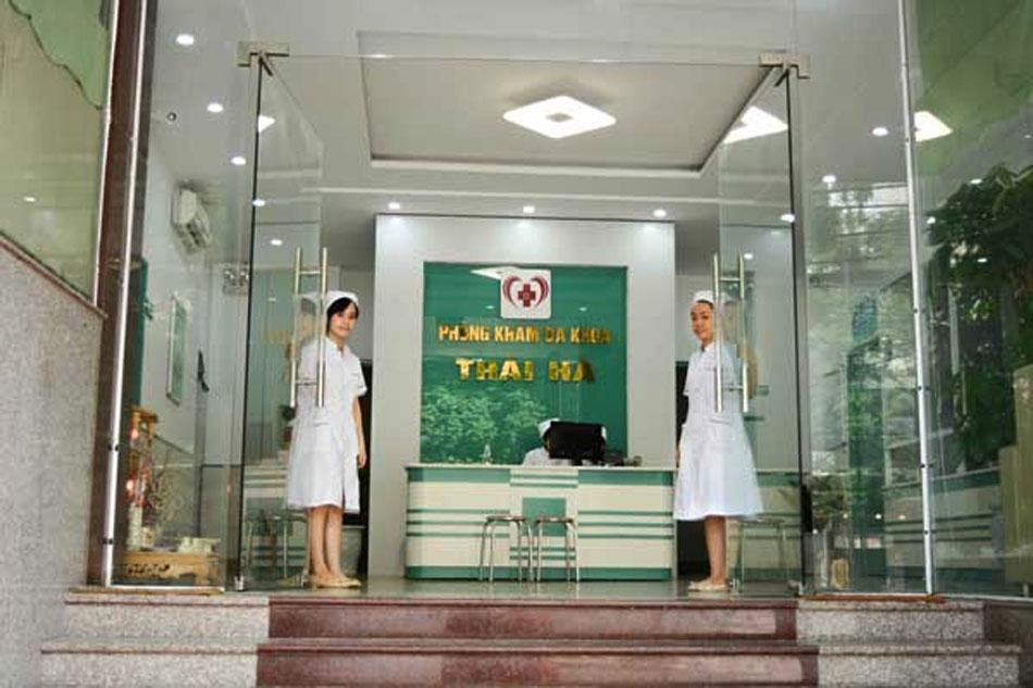 Giới thiệu phòng khám đa khoa Thái Hà