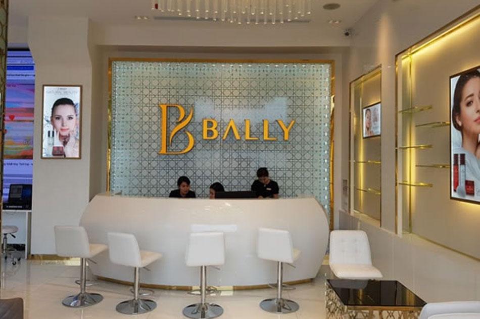 Giới thiệu về thẩm mỹ viện quốc tế Bally