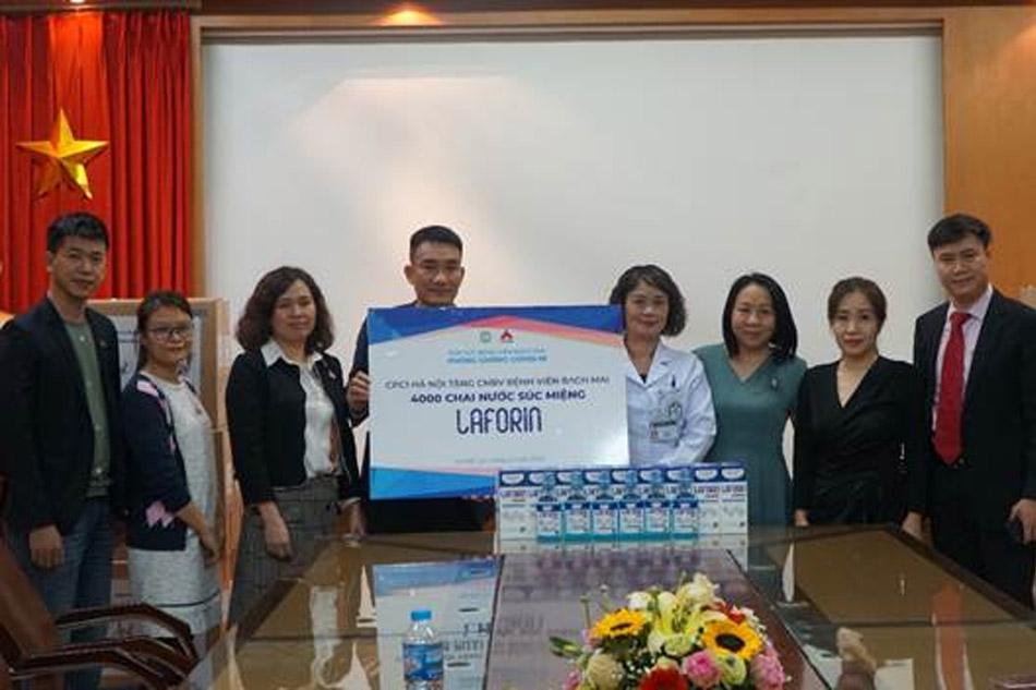 Lịch sử hình thành hãng dược phẩm CPC1 Hà Nội
