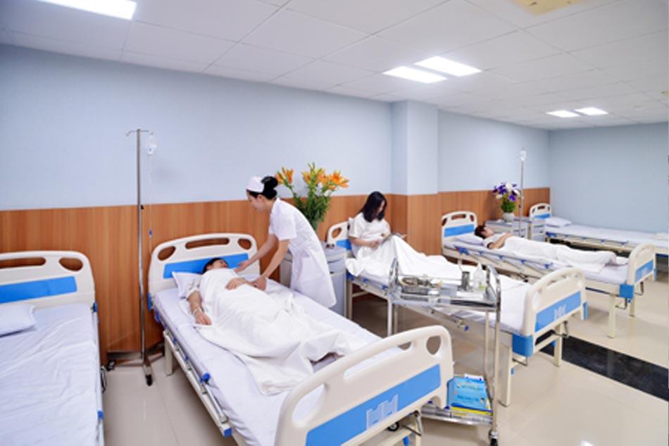 Các dịch vụ khám chữa bệnh tại phòng khám Hưng Thịnh