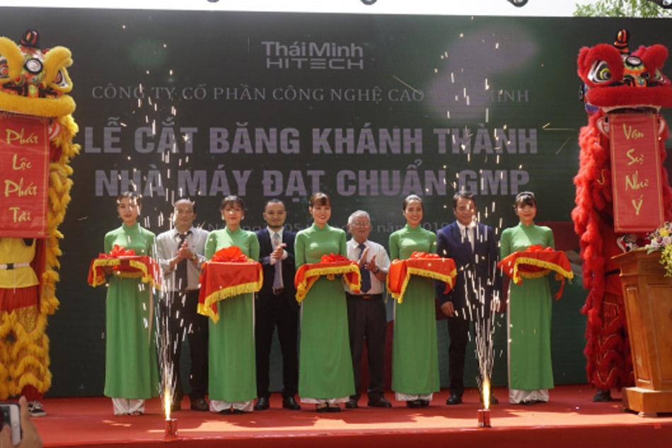 Lịch sử hình thành hãng dược phẩm Thái Minh