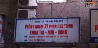 Giới thiệu phòng khám đa khoa 21 Phan Chu Trinh