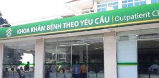 Giới thiệu phòng khám Bệnh viện Bạch Mai