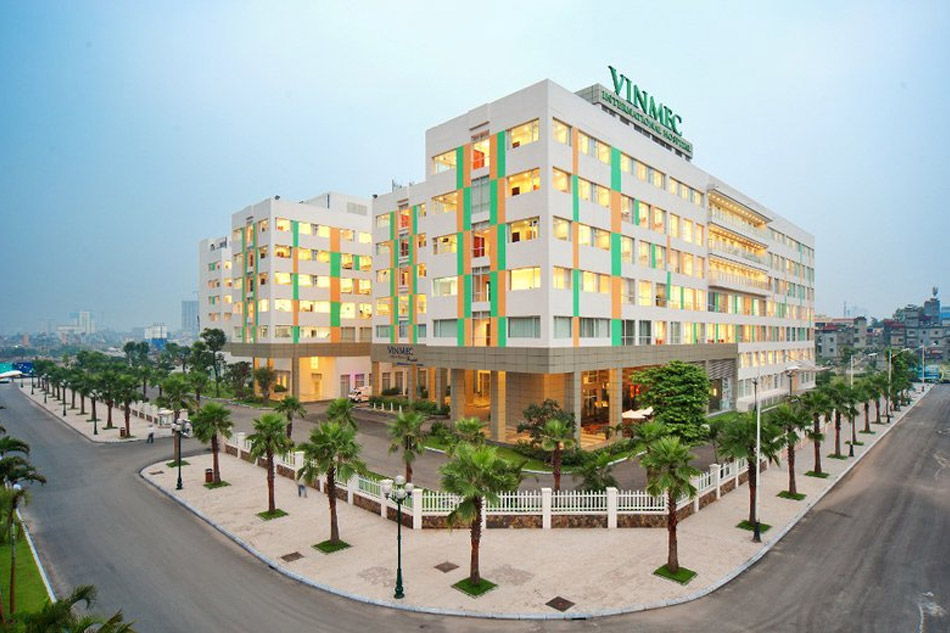 Địa chỉ phòng khám đa khoa bệnh viện quốc tế Vinmec
