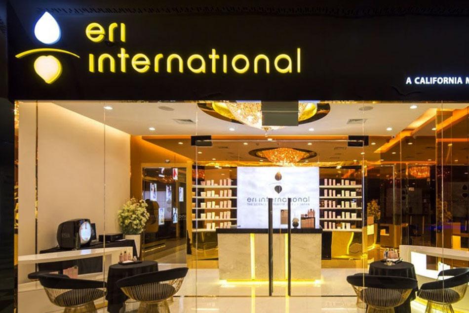 Giới thiệu về thẩm mỹ viện Eri International