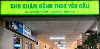 Các dịch vụ khám chữa bệnh tại phòng khám Bệnh viện Việt Đức