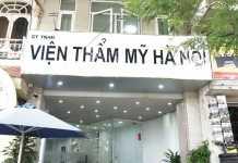 Giới thiệu về viện thẩm mỹ Hà Nội
